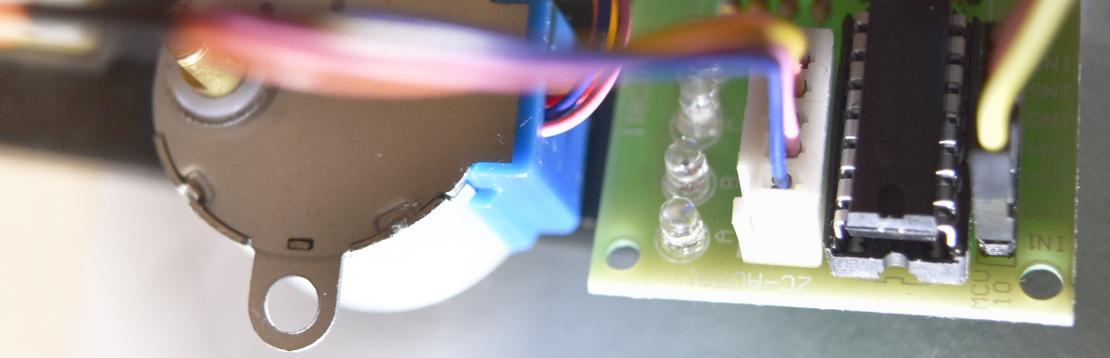 Arduino motores paso a paso